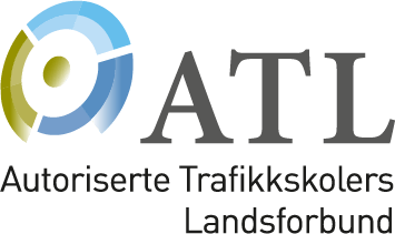 Autoriserte Trafikkskolers Landsforbund-logo
